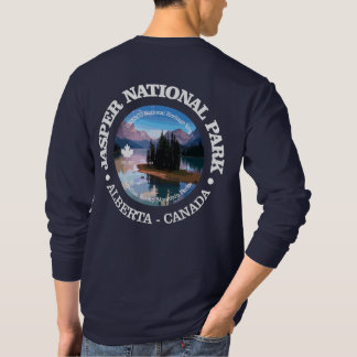 Jasper National Park (Lake Maligne) T-Shirt