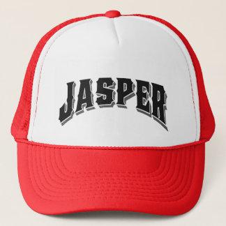 Jasper National Park Logo Trucker Hat