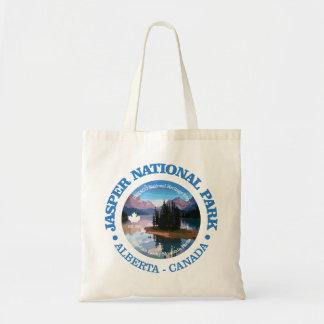 Jasper National Park (Maligne Lake) Tote Bag