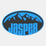 Jasper National Park Sticker