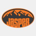 Jasper National Park Stickers