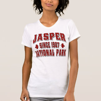 Jasper Old Style Canada Red 2 T Shirt