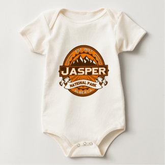 Jasper Pumpkin Baby Creeper