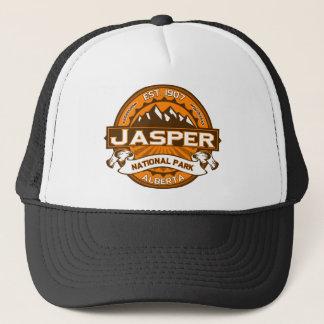 Jasper Pumpkin Trucker Hat