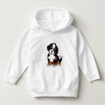Jasper-the-Puppy Baby Pullover Hoodie