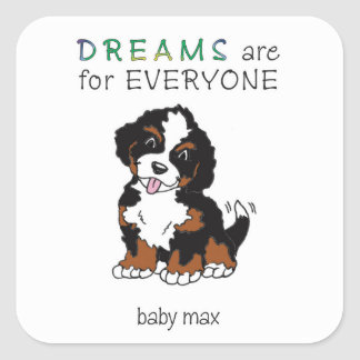 Jasper-the-Puppy Sticker