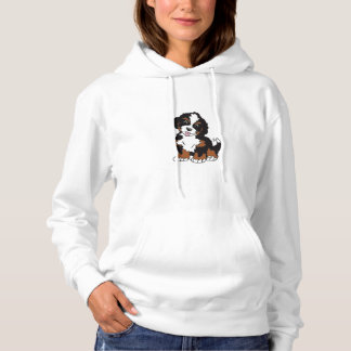 Jasper-the-Puppy Women's Hoodie