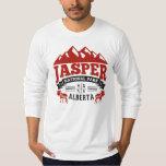 Jasper Vintage Canada Red T Shirt