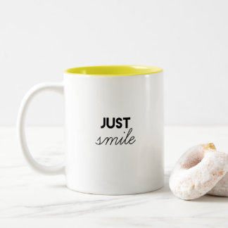 Jast Smile Mugs