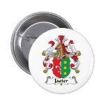 Jaster Family Crest Pin