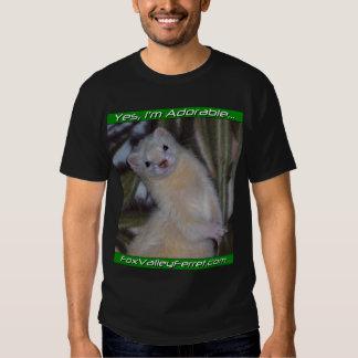 Jastin the Ferret T Shirt