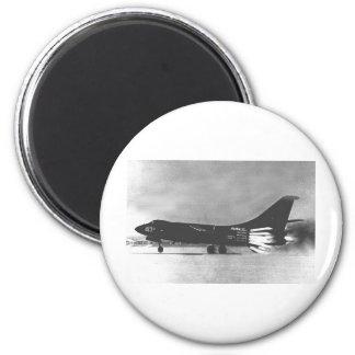 JATO - jet assist take off 2 Inch Round Magnet