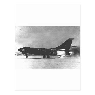 JATO - jet assist take off Postcard