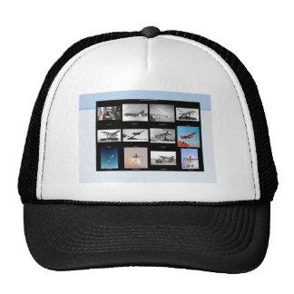 JATO ROCKET TRUCKER HAT