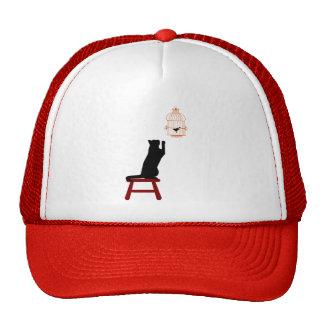 Jaula dorada gorras