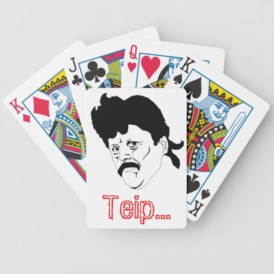 Jaunikis Jonas playing cards