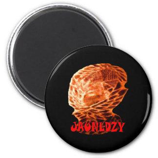 Jaunldzy 2 Inch Round Magnet