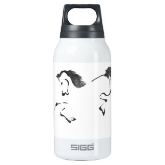 Jaunt - Horse Sumi-e Painting Insulated Water Bottle