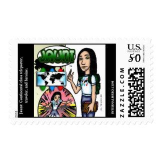 Jaunt Stamps