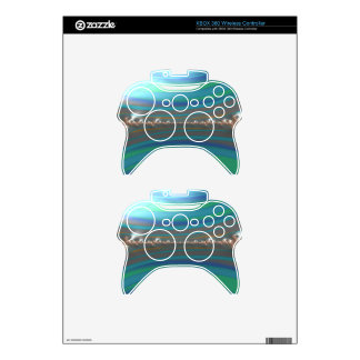 jauntier ivy fractal xbox 360 controller decal