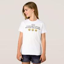 """JAUNZEMIS """"TBH"""" T-Shirt"""