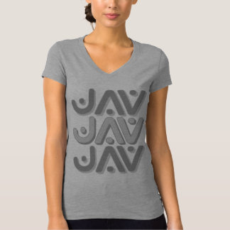 JAV - I Love Watching Japanese Adult Videos, Gray T-Shirt