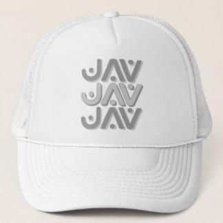 JAV - I Love Watching Japanese Adult Videos, Gray Trucker Hat