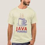 Java accionó playera