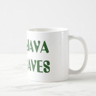 Java ahorra de la taza de café de los zombis