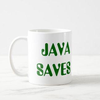 Java ahorra la taza