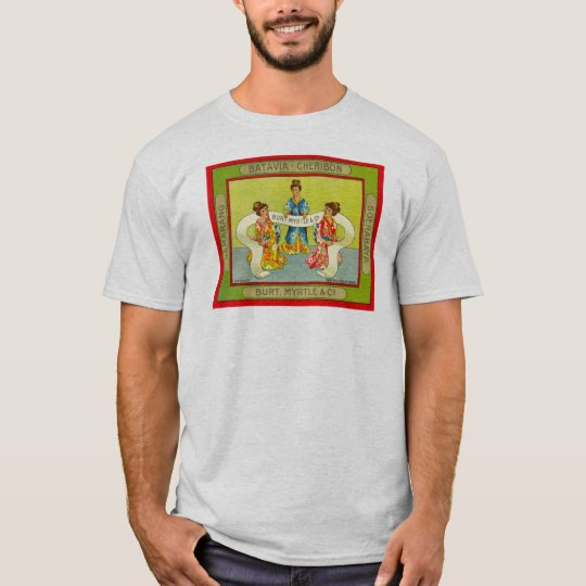Java/Batavia/Indonesia T-Shirt