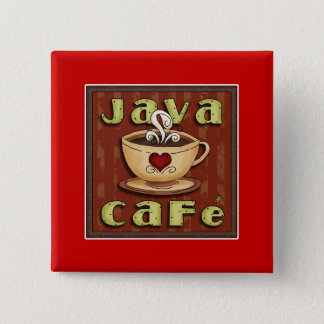 java cafe button