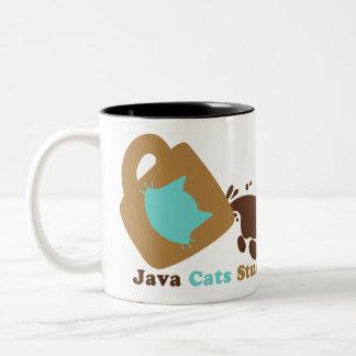 Java Cats Mug