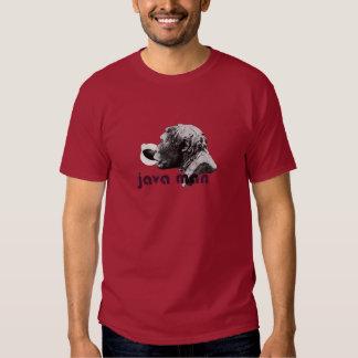 Java Clay Man Tee Shirt