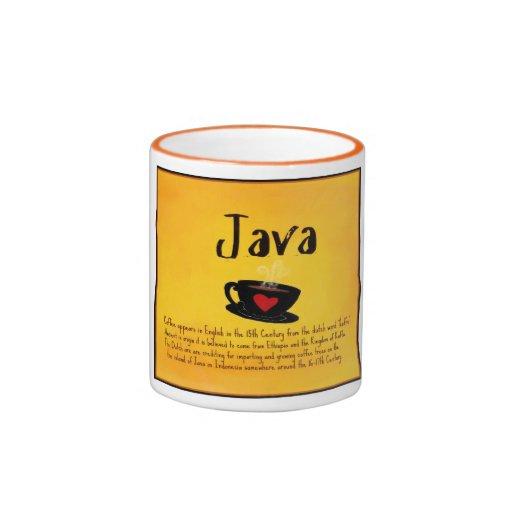 Coffee Maker Java Code : Java coffee mug Zazzle