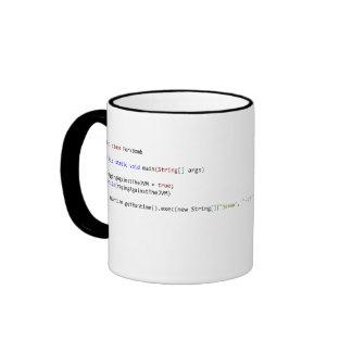 Java Fork Bomb Mug