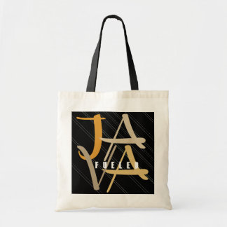 Java Fueled Budget Tote Bags
