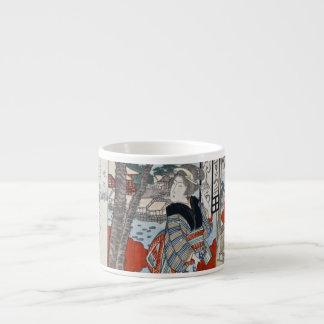 Java Geisha V Espresso Cup