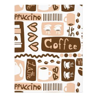 Java Java Java! Letterhead