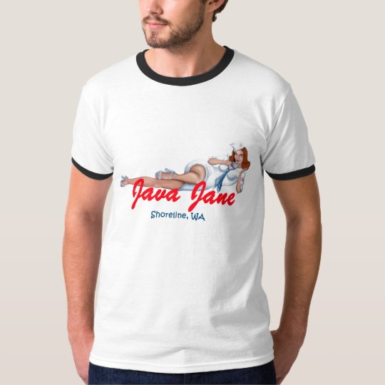 """Java Jave """"To Victory"""" T-Shirt"""