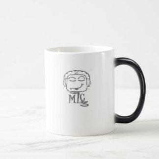 Java Jive Magic Mug