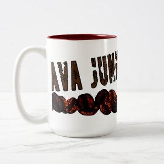 Java Junkie Coffee mug