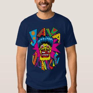 Java Junkie Tee Shirt