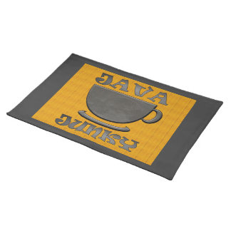 Java Junky American MoJo Placemat
