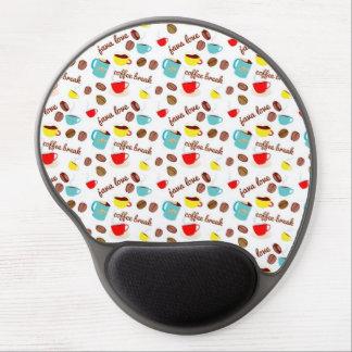 Java Love 2 Gel Mouse Pad