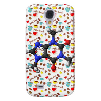 Java Love 2 Samsung Galaxy S4 Cover