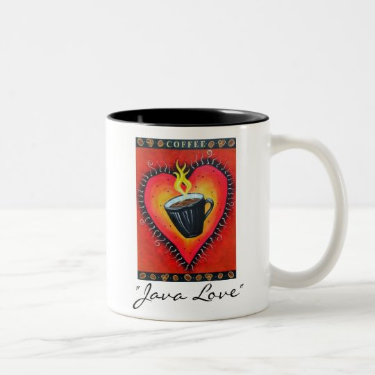 """Java Love"" Coffee Mug"
