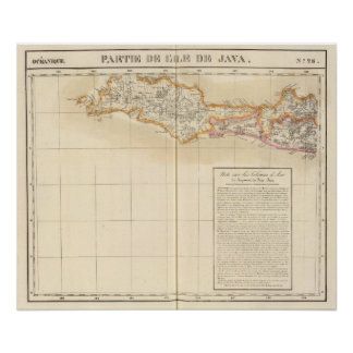 Java Oceania no 26 Poster