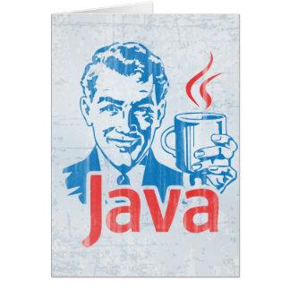 Java Programmer Greeting Cards