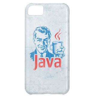 Java Programmer iPhone 5C Covers